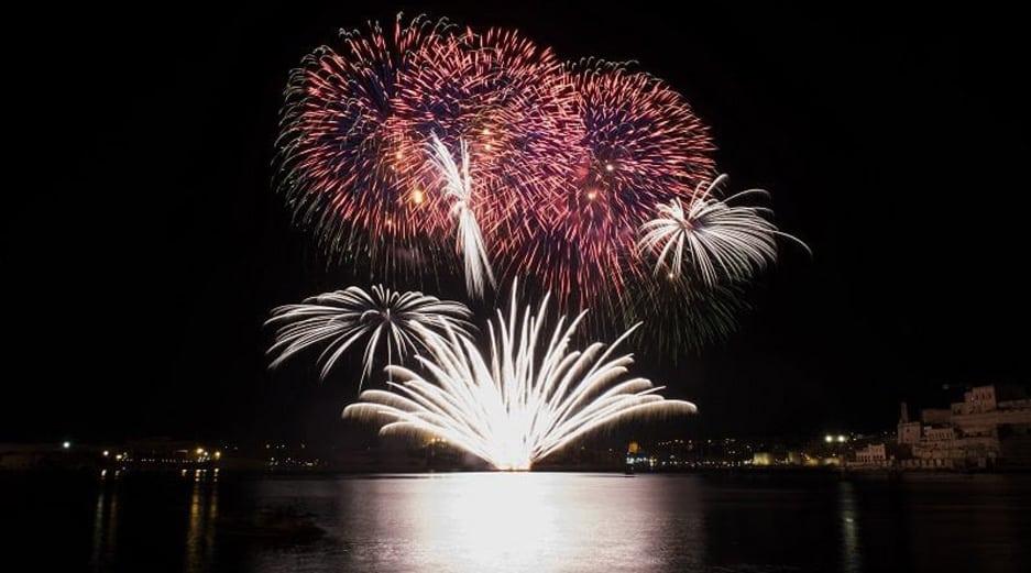 Malta Fireworks