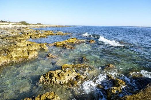 Bahar Ic-Caghaq Coast