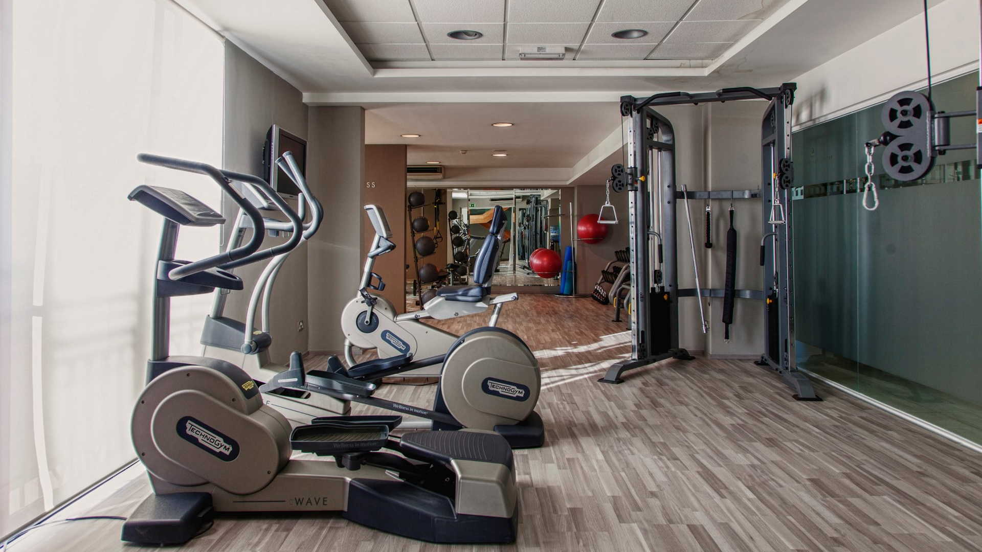 AX The Victoria Hotel - Fitness - Gym
