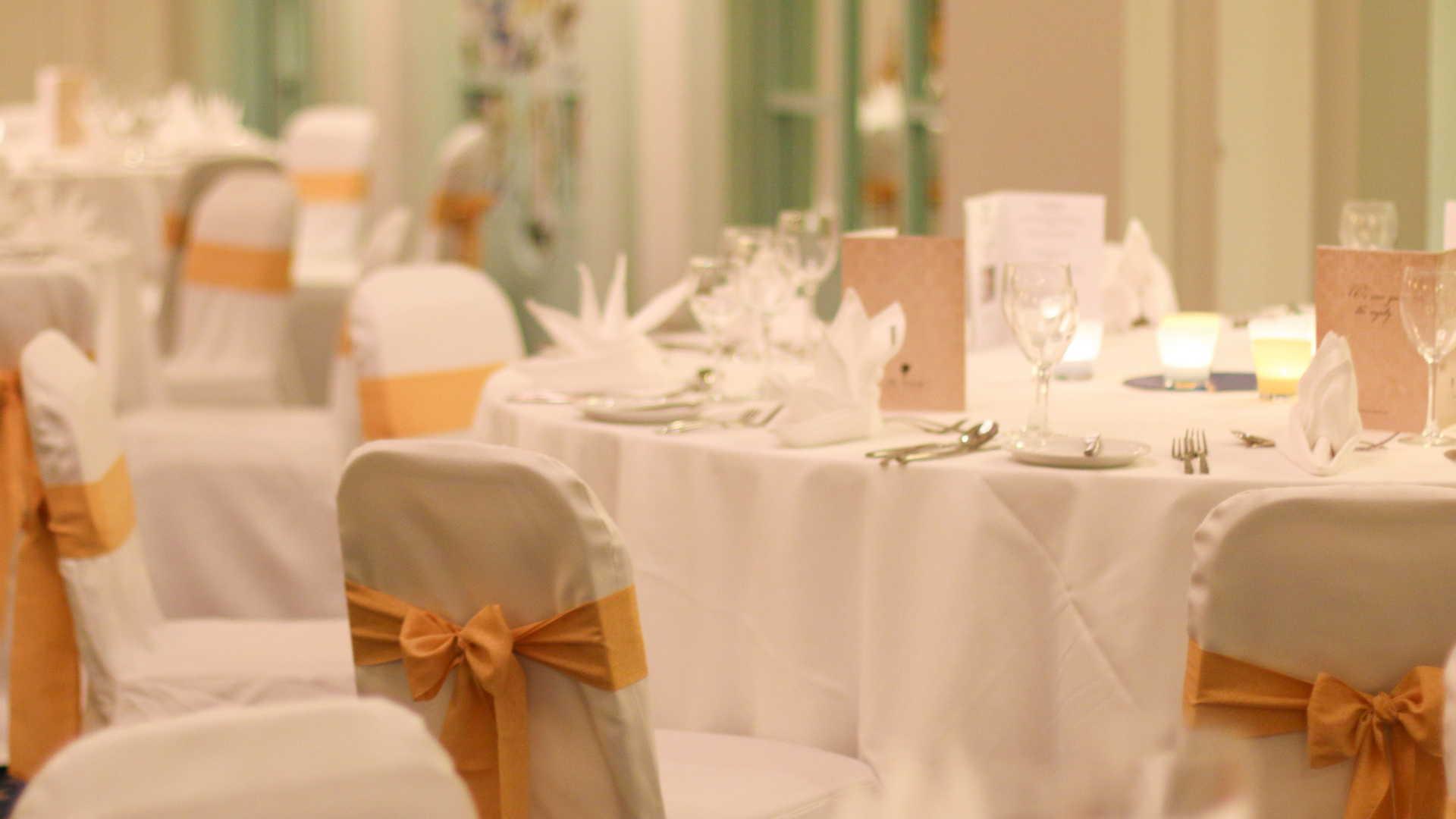 AX The Victoria Hotel - Wedding Events