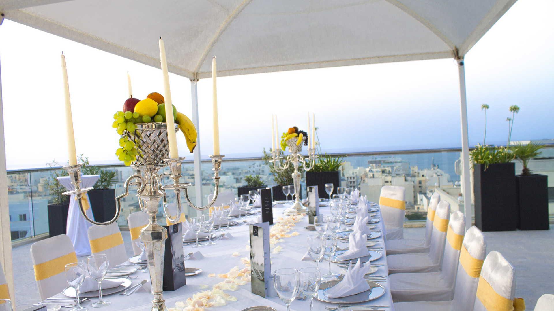 AX The Victoria Hotel - Terrazzin Wedding Event