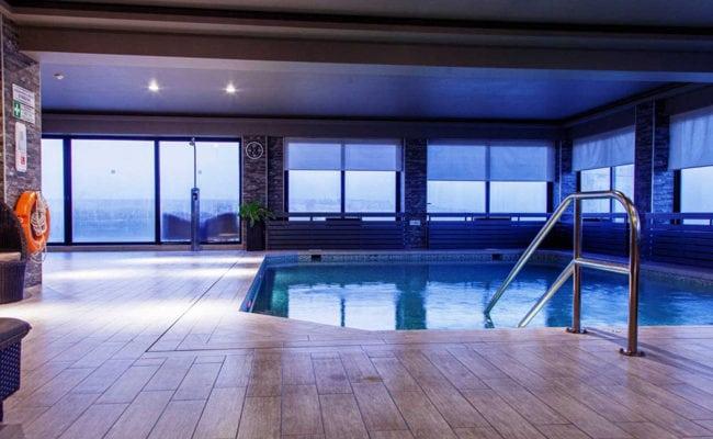 Indoor Pool Parties