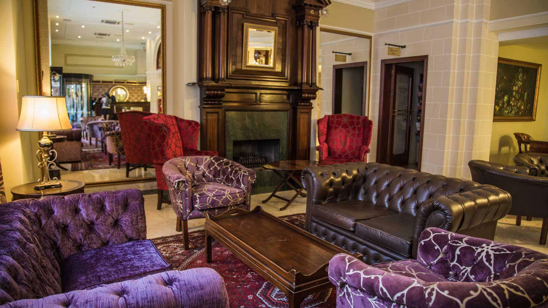 AX The Victoria Hotel - Lobby