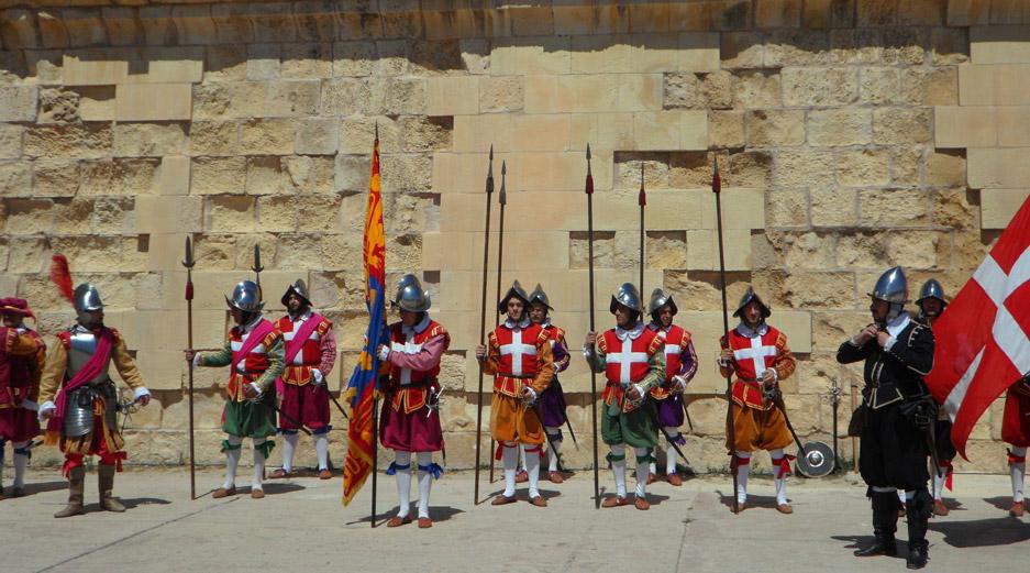 Knights of St. John - Sliema Malta History