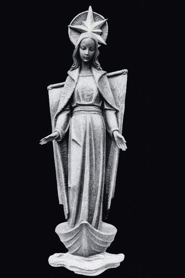 Stella Maris Statue