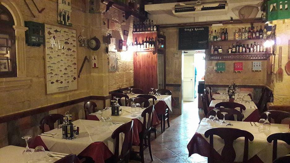Sliema Restaurants - Il-Merill