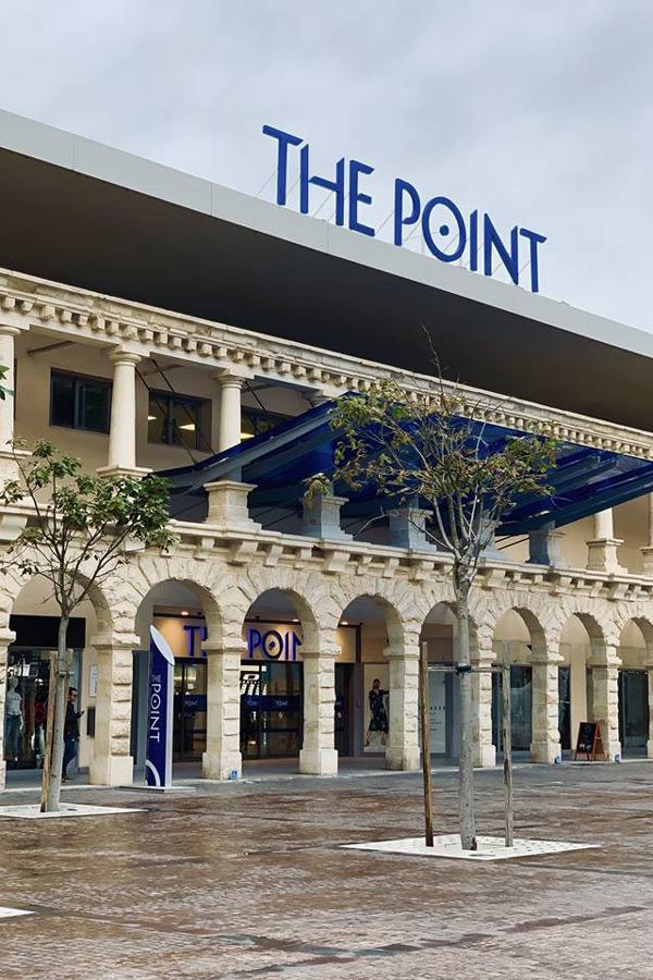 Shops in Malta - The Point, Sliema