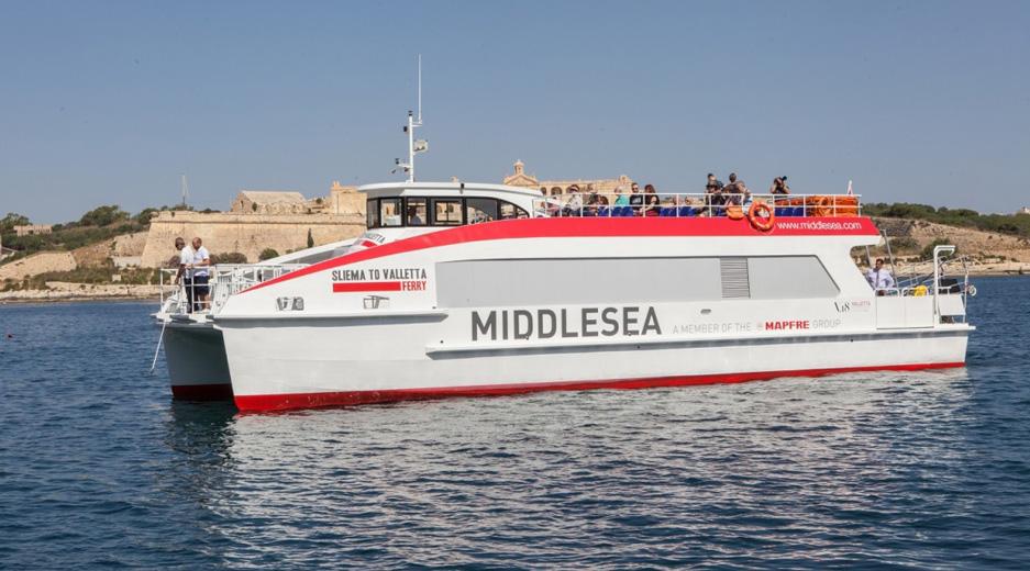 Valletta Ferry