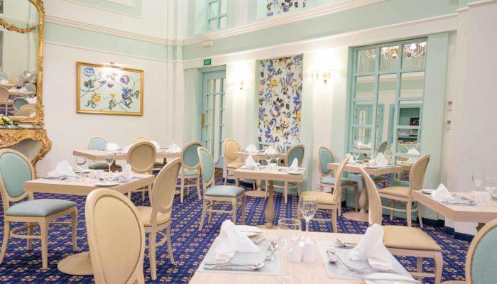 AX The Victoria Hotel Sliema Malta The Copperfield Restaurant